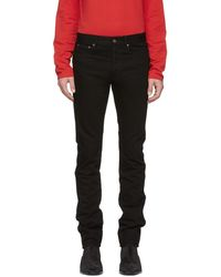Givenchy - Black Slim-fit Jeans - Lyst