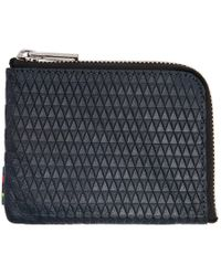 PS by Paul Smith - Black Apenna Zip Wallet - Lyst