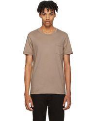 Belstaff - Pink New Thom Heritage T-shirt - Lyst