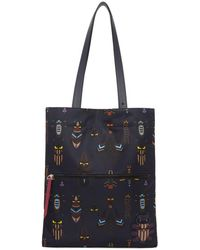 Fendi - Super Bugs Tote Bag - Lyst