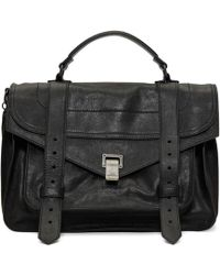 Proenza Schouler - Black Medium Ps1 Bag - Lyst