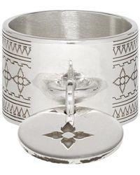 GmbH - Silver Mehdi Ring - Lyst