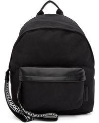 DSquared² - Black Nylon Backpack - Lyst