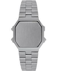 Ambush - Silver Timeless Watch Bracelet - Lyst
