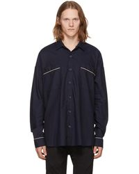 Fear Of God - Fluid Cotton & Silk Shirt - Lyst