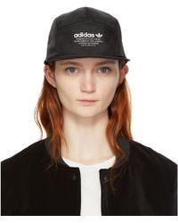 Adidas Originals | Black Nmd Running Cap | Lyst