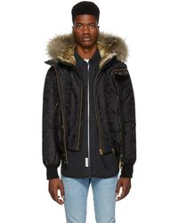 Mackage - Black Lux Dixon Jd Down Jacket - Lyst
