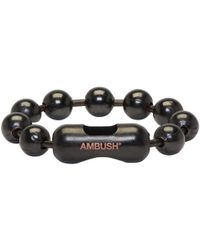 Ambush | Black Limited Edition Classic Chain 4 Bracelet | Lyst