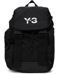 Y-3 - Black Xs Mobility Backpack - Lyst