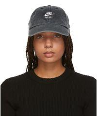 Nike - Black Snl Heritage 86 Cap - Lyst