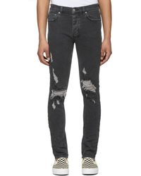 Ksubi - Black Chitch Blazed Jeans - Lyst