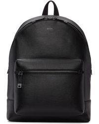 BOSS - Black Timeless Backpack - Lyst