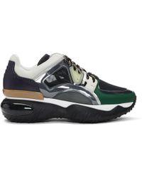 Fendi - Multicolor Translucent Vinyl Sneakers - Lyst