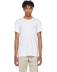 Burberry - White Joeforth Core T-shirt - Lyst