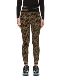 ae3e2eee6290f Leggings - Wet-Look, Print, Capri Leggings & Jeggings - Lyst