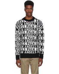Palm Angels - Knit Jumper - Lyst