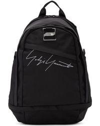 Yohji Yamamoto - Black Sports Backpack - Lyst