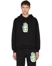 778fdcc1 H&M Sweatshirt With Printed Design in Gray for Men - Lyst