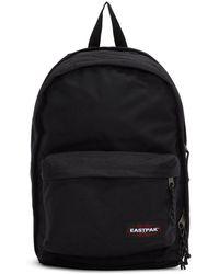 Eastpak - Black Back To Work Backpack - Lyst
