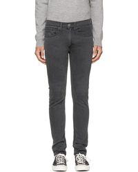 Levi's - Grey 519 Extreme Skinny Jeans - Lyst