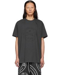 Song For The Mute - Nothing Edition グレー Drunken Master T シャツ - Lyst