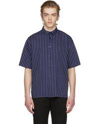 Tiger Of Sweden | Blue Bix Shirt | Lyst