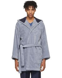 Fendi - Blue Bag Bugs Bath Robe - Lyst
