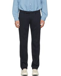 Tiger Of Sweden - Navy Gordon Trousers - Lyst