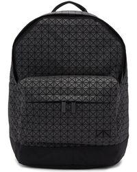 Bao Bao Issey Miyake - Black Daypack Backpack - Lyst