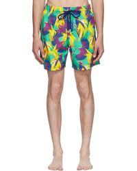 Vilebrequin - Multicolor Moorea Birds Of Paradise Swim Shorts - Lyst