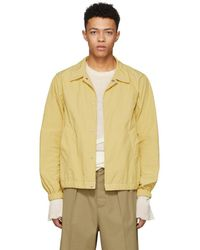 Saturdays NYC - Yellow Cooper Jacket - Lyst