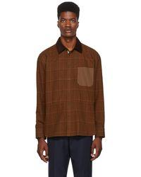 Rag & Bone - Brown Chore Shirt - Lyst
