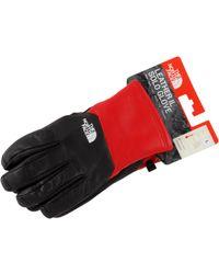 Supreme - Tnf Leather Glove - Lyst