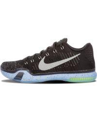 e079112b156f Nike Kobe Xi Elite Low Men s Shoes (trainers) In Black in Black for ...
