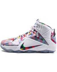 hot sale online 71c09 19e86 Nike - Lebron 12 Ext - Lyst