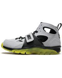 ec82242bd9cbd Lyst - Nike Air Force 1 Huarache Leather Sneakers for Men