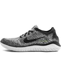 Nike - Free Rn Flyknit - Lyst