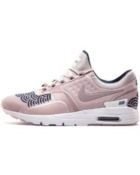 premium selection 01c83 37f34 Nike - Womens Air Max Zero Lotc Qs - Lyst