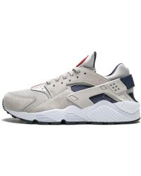 ac7f3a60d2a Nike Air Huarache Run Ultra Si in Natural - Lyst