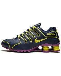 best sneakers 2a4bc 61fd3 Nike - Shox Nz - Size 7 - Lyst