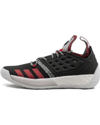 new concept a8bb7 5bfdb adidas - Harden Vol. 2 Core Black multisolidgrey - Lyst