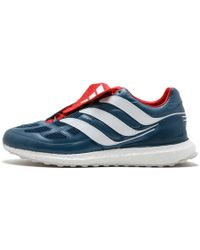 d6d2c59a697 Lyst - adidas Predator Tango 18+ Sock Sneakers in Red for Men