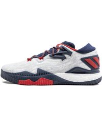 online store 8f5e2 a9c5a adidas - Crazylight Boost Low 2016 - Lyst