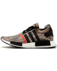 timeless design 87a4a 8650f Black And Beige Nmd Ts1 Primeknit Gtx Sneakers. 226 181 (20% off).  Farfetch · adidas - Nmd R1 Pk - Lyst