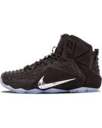 best service 2f76b 73e7f Nike - Lebron 12 Ext Rc Qs - Lyst