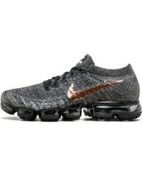 0566ea1c809a Lyst - Nike Air Vapormax Flyknit 2 Running Shoes in Black for Men