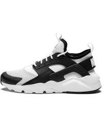 8ec78e69bc4a3 Lyst - Nike Air Huarache Run Ultra 819685-101 in White for Men