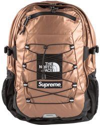 Supreme - Tnf Metallic Borealis Backpack - Lyst