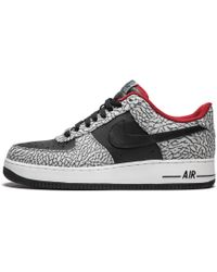 Nike - Air Force 1 Low Id - Lyst