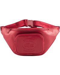 Supreme - Lacoste Waist Bag - Lyst